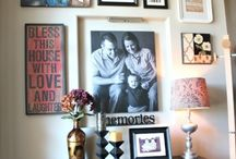 Mudroom & Entryway / Storage and decor ideas for our mudroom and entryway  / by Bethany Kerley