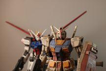 Gunpla / Best of Gundam kits gallery