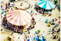Carnival / Circus / by Aubrey Davis