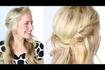 Hair / by Annette Hewins