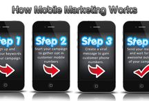 Mobile Marketing Masterclass / The best mobile marketing designs, development and implementation we have ever seen