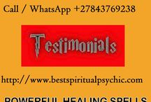 Love Fortune Telling, Call Healer / WhatsApp +27843769238