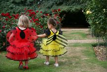 Little Ladies and Ladybirds