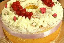 Fluffosa chiffon cake
