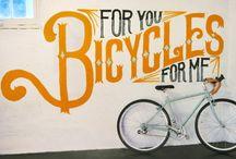 Andare in Bicicletta / by James Bradford