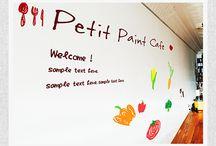 Doodle Design Sample / 無料配布中のイラスト素材の活用事例をPinしました♪ 手書き風イラスト素材サイト「ぷちペイント」 http://petitpaint.niteandday.tokyo/