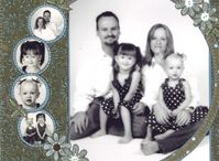 scrapping - family layouts