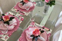 Arranging de mesa