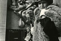 Photography - Bill Cunningham / by Nicole Harris-Fraser