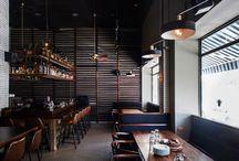 Steakhouse Restaurants / Inspirational setakhouse designs