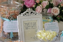 Candy Buffets - Vintage / by Oh Buttercup Events