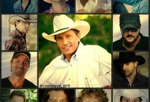 hot country men / by catherine minugh