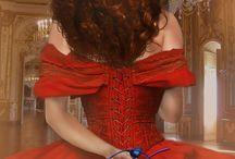 The Golden Rose of Scotland Book Cover Ideas / Inspiration