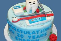 Dentist cakes