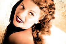 Rita Hayworth / by Alexandra