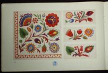 Folk Embroideries