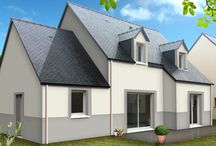 Nos réalisations / Découvrez les réalisations d'Habitat Plus, votre constructeur de maisons individuelles dans l'Ouest.