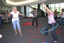 Healthification / Mercy co-workers celebrate health and fun fitness activities together. / by Mercy