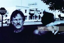 Anton Corbijn - Kris Kristofferson / Dutch Photographer