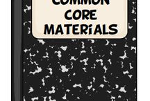 Common core / by Lisa Marthaller