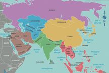 Geography - Asia