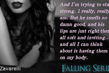 Falling Series / All things Gabriel and Victoria. Inspiration, scenery, quotes, teasers, etc.