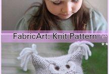 Knitting----Kids
