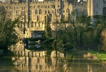 Architecture - Warwick Castle