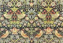 Arts & crafts, patterns, motifs