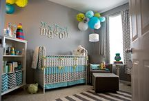 Gender Neutral Nurseries / by the red pistachio