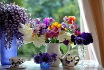 virág csendélet