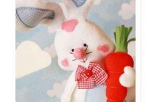 coelho cenoura