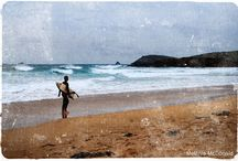 My Cornwall / Paintings and photographs of Cornwall by Melanie McDonald from my Celtic Coast Blog.