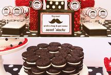 Mustache ♡ Sweet Tables / Mustache themed parties