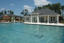 Creekwood Apartments - Leesburg, GA / Unique Location on Beautiful Kinchafoonee Creek!  Your home at Creekwood offers all the comforts of the good life, the pleasures of a private home, the luxury of a fine resort, the convenience of being near everything, and the feeling of total seclusion within tall pines. http://www.greystoneproperties.net/creekwood%20apartments.htm