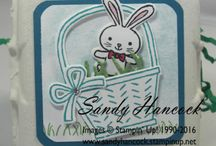 Inspiration - Easter cards & projects