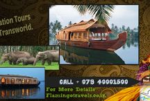Kerala Tour Packages / Kerala has a god gifted destination for us, kerala's beauty and its natural atmoshphere attracts to everyone