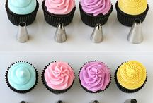♡ Cupcakes Decorating Idea♡