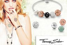 Thomas Sabo Karma Beads / Celebrate the opportunities of life with the new Thomas Sabo Karma Beads Collection. Feel the positive energy and build your own personal Karma style. Discover the flawless collection with a selection of opulent beads, bracelets & Karma Wheel pendants. / by John Greed Jewellery