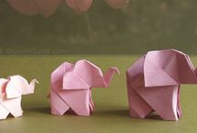 paper folding / by Francesca Harrison