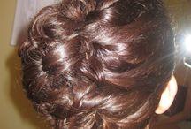 Emma Louise Hairstylist / My Brides 2014