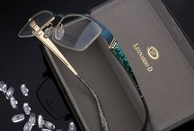 Leonardo-D / Exquisite eye wear with just a hint of diamonds!