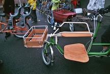 Cargo bikes / public