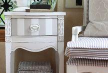 Furniture restauration