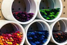 Kids ideas craft/storage/room
