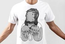 ▪ T-shirt/camisetas