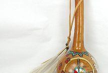 Native American Magic~Shamanic Witchcraft / <3 / by Tina Hall
