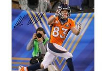 Wes Welker Memorabilia and Collectibles / Fanatics Authentic exclusive athlete Wes Welker sports memorabilia and collectibles.