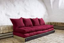 Chico bäddsoffa/ Chico futon bed sofa