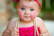 Head gears on Cute Little Babies !!!